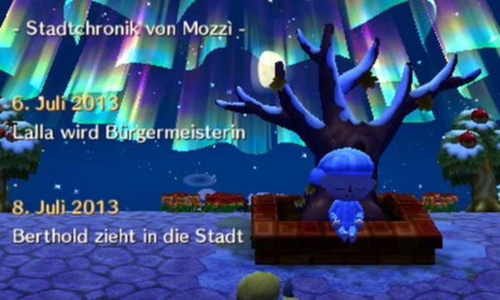Animal Crossing: New Leaf - Traumtagebuch - #2 - Mozzì (Lalla)