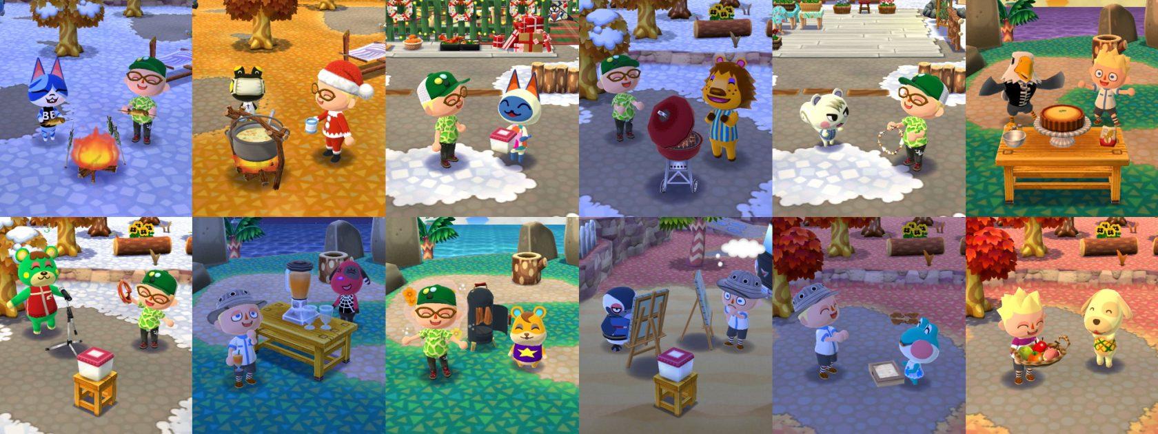 Animal Crossing - Pocket Camp - Für Freunde der Illusion nicht geeignet