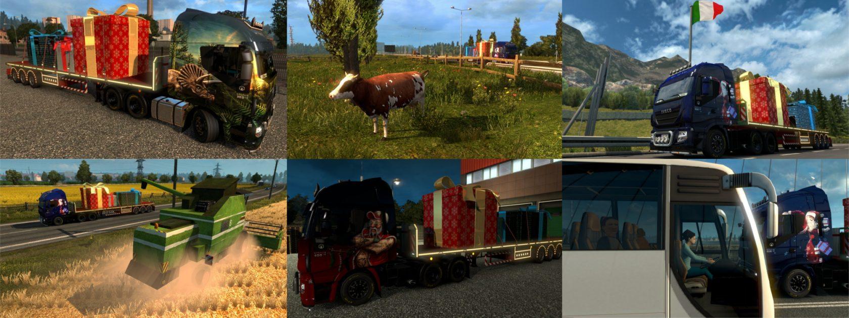 Euro Truck Simulator 2 - Zwölf Tonnen Apfelbrei auf italienischen Raststätten