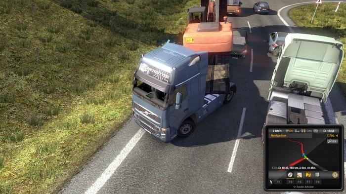 Euro Truck Simulator 2 - LKohWeh #1