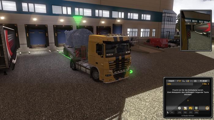 Euro Truck Simulator 2 - LKohWeh #3