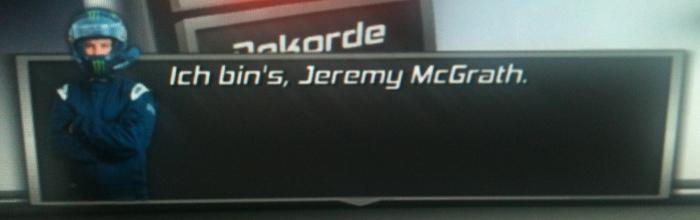 Jeremy McGrath´s Offroad - Jeremy Aus
