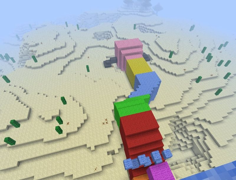 Minecraft - Nobycraft