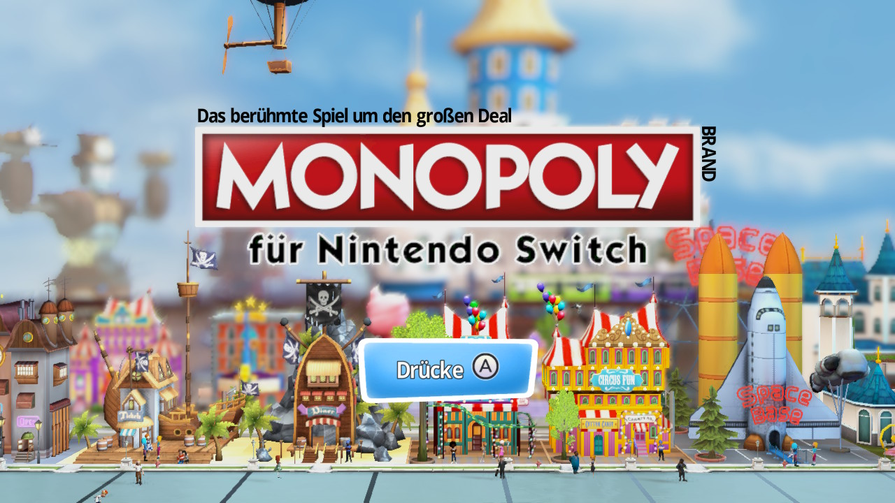 Monopoly für Nintendo Switch