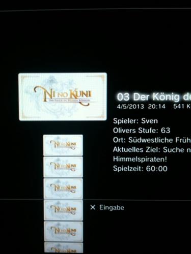 Ni No Kuni - Sprachlos - #3