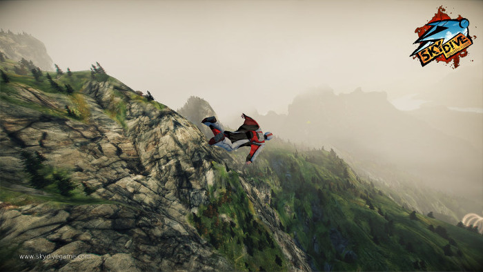 Skydive - Das gefallene Gleithörnchen