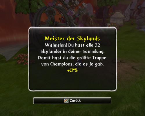 Skylanders - Meister der Skylands - #1