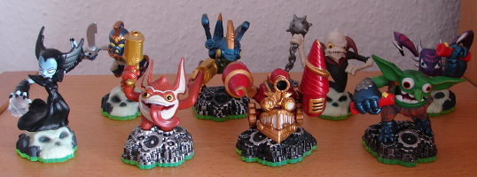 Skylanders - Meister der Skylands - #3