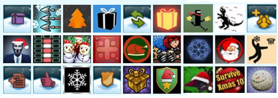 So viele Geschenke