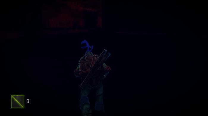 TMNT - Out of the shadows - Beflügelte Schildkröten