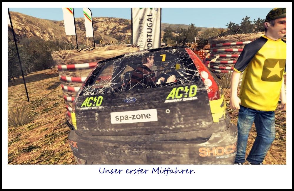 WRC3 - Ein Wrestler auf Abwegen