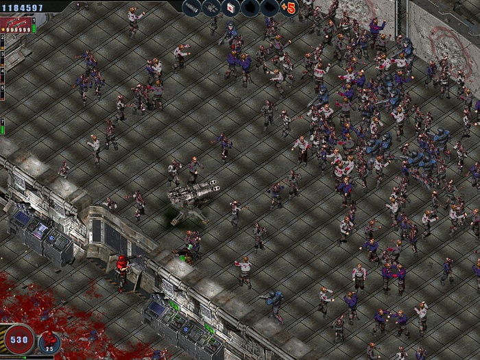 Zombie Shooter - Blutmanns Tagebuch