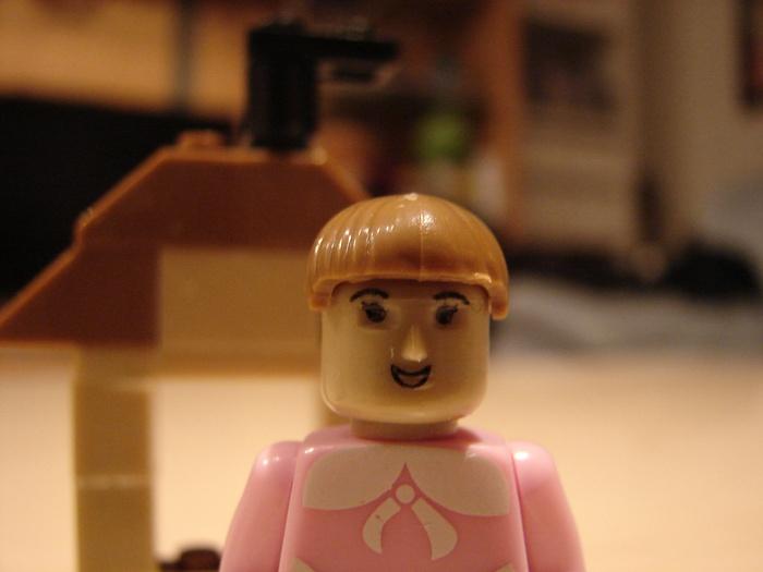 What the Mini-Fig - #1 - Best-Lock - Gartenfrau