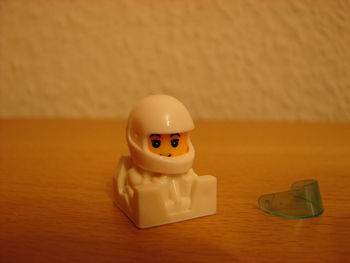What the Mini-Fig - #10 - TEDi - Weltraum