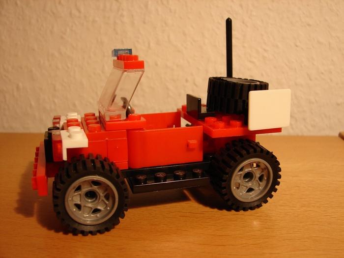 What the Mini-Fig - #12 - Best-Lock - Feuerwehr