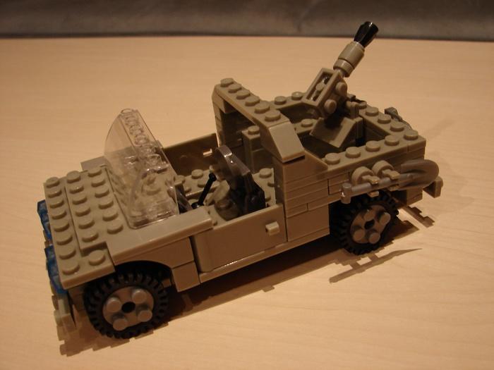 What the Mini-Fig - #14 - Best-Lock - Terminator