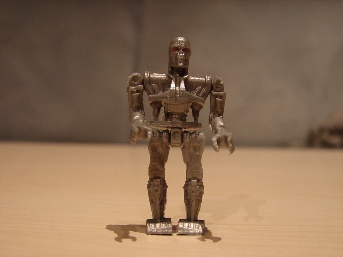 What the Mini-Fig - #14 - Best-Lock - Terminator