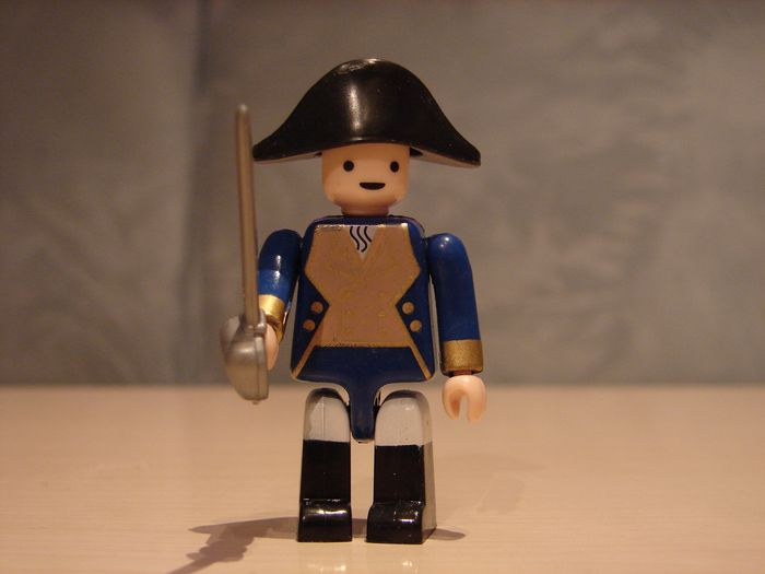 What The Mini-Fig - #16 - Eddy´s Toys - Soldaten