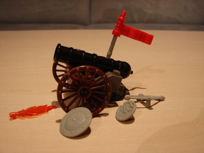 What the Mini-Fig - #17 - BanBao - Black Sword