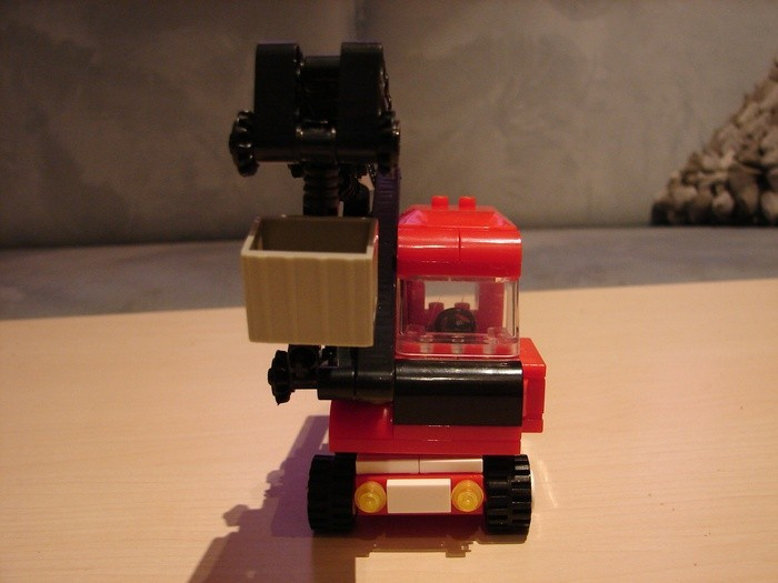 What the Mini-Fig - #18 - BanBao - Transportation