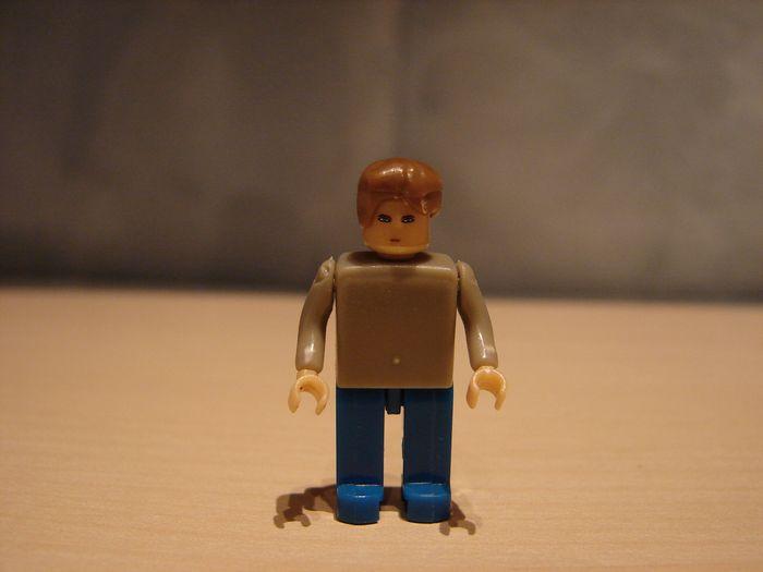 What the Mini-Fig - #20 - Best-Lock - Terminator