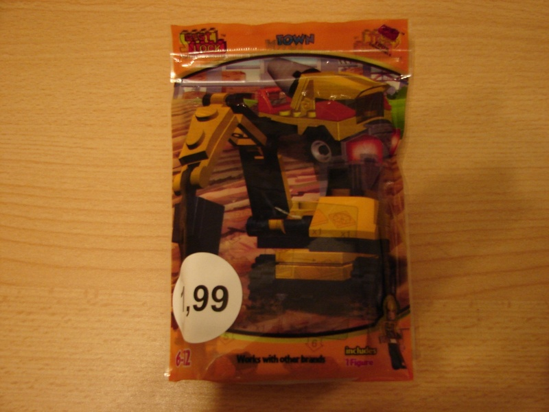 What the Mini-Fig - #24 - Best-Lock - Town