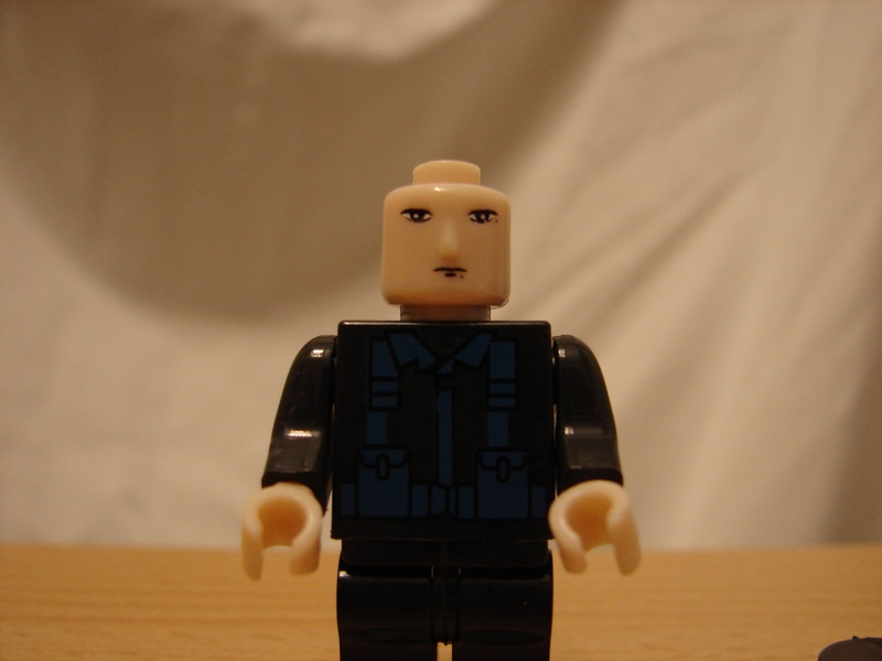 What the Mini-Fig - #25 - Best-Lock - Town