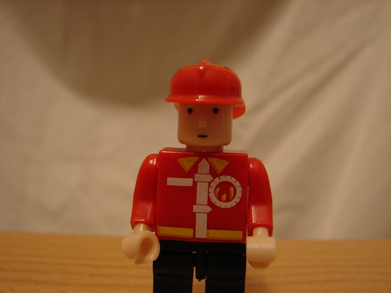 What the Mini-Fig - #26 - Best-Lock - Town
