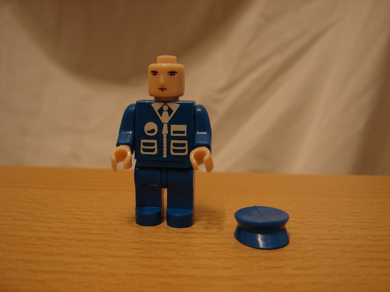 What the Mini-Fig - #27 - Best-Lock - Town