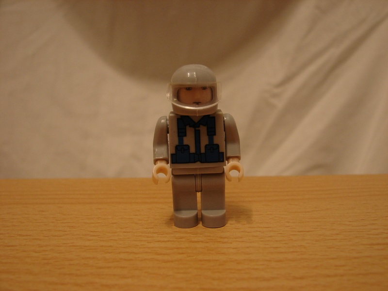 What the Mini-Fig - #28 - Best-Lock - Space