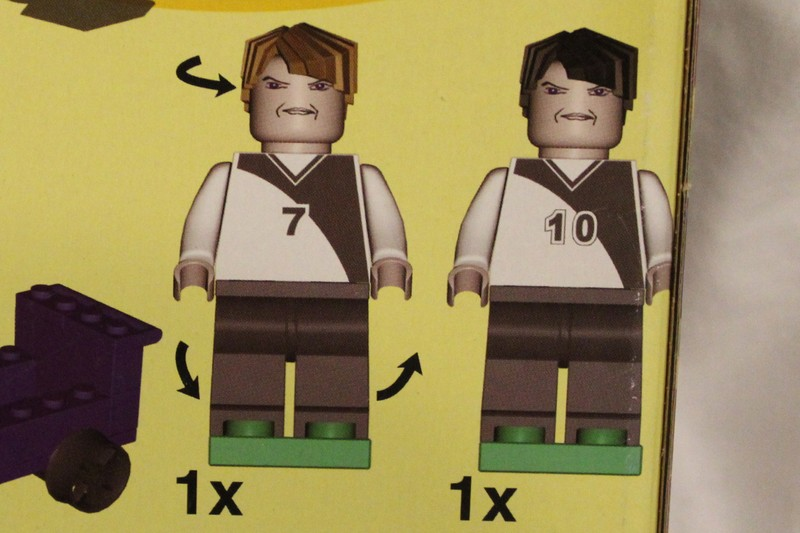 What the Mini-Fig - #30 - Best-Lock - Fußball